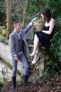 Fairytale Couple Photo by Lauren George