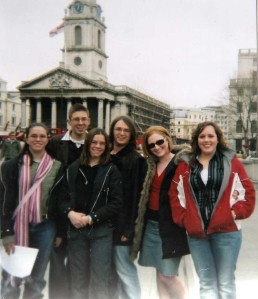 Scavenger hunt near Trafalgar square by Juliamaud