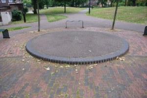 Roundel in vauxhall