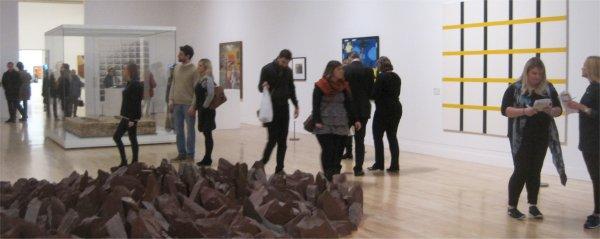 Tate Britain modern art