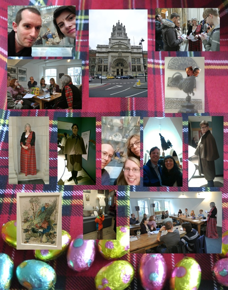 Easter at the V&A Museum with Treasure Hunts in London