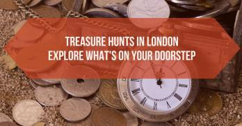 Treasure Hunts In London