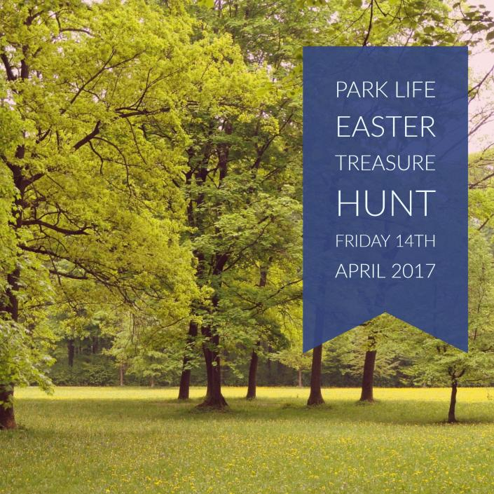 Park Life Easter Treasure Hunt by Treasure Hunts in London