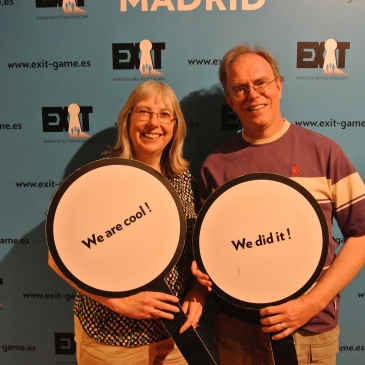 Escaping from Exit-Games-Madrid