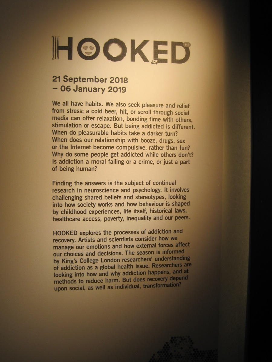 Opening of Hooked