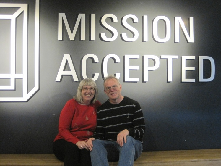 Mission Accepted Berlin - Team Invitation To Events