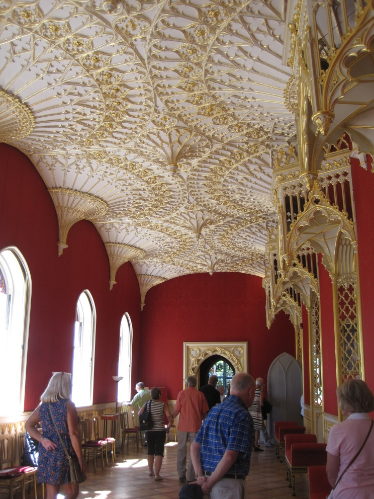 Strawberry Hill House - photo by Juliamaud