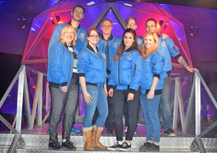 crystal maze team blue march 2016