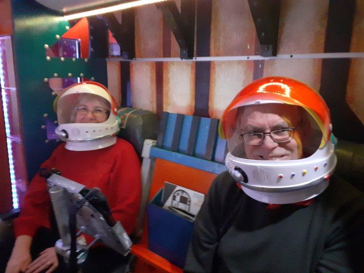 Jet 2 Space winning team