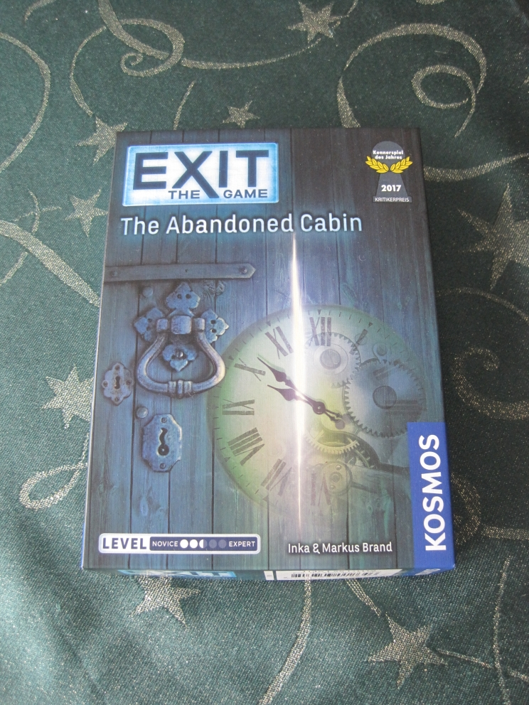 The Abandoned Cabin Game - photo by Juliamaud