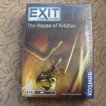 Exit the game - The House of Riddles - Photo by Juliamaud
