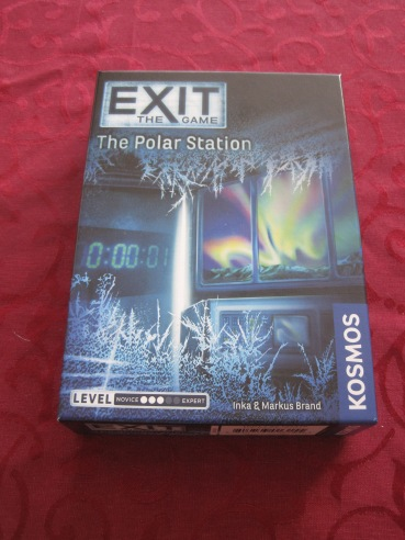 Exit - The Polar Station - photo by Juliamaud