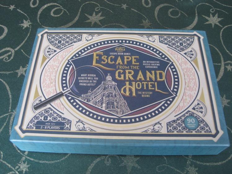 Escape The Grand Hotel - photo by Juliamaud