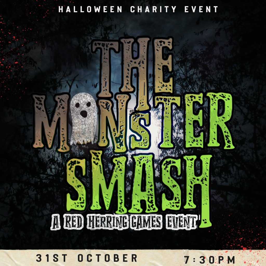 Monster Smash Fundraising Murder Mystery